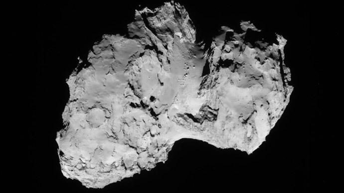 'Rotten eggs & horse pee': Rosetta probe sniffs comet 67P…and it stinks!