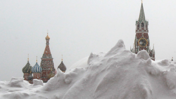 Permanent winter: Russia turns back clocks for last time