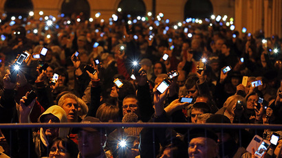 100,000+ rally in Hungary over internet tax despite govt concessions (PHOTO, VIDEO)
