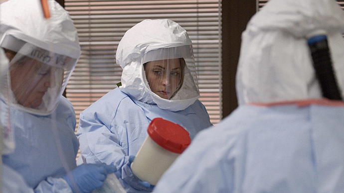 Nurse quarantined against her will over Ebola scare, released after threatening to sue