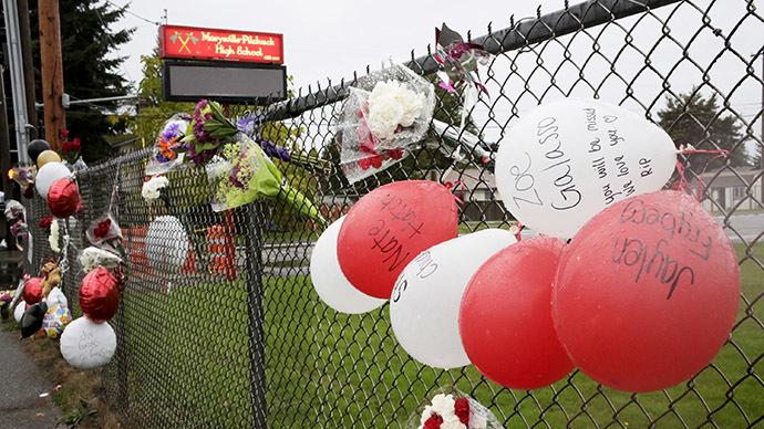 14yo girl becomes 2nd fatality from Washington school shooting