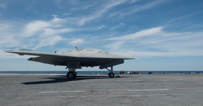 AFP Photo / Handout / US Navy / MC2 Timothy Walter
