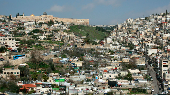​Israel approves plan to build 1,000 settler homes in E. Jerusalem