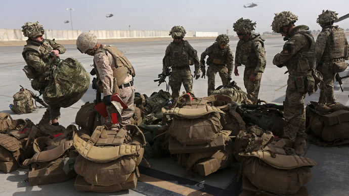 ​68 percent of Brits say Afghan war was futile – poll
