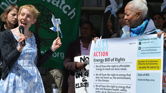 UK gas prices plunge to record low after Russia-Ukraine deal, 2mn Brits remain in fuel poverty