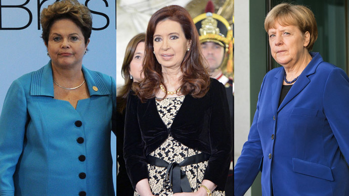 Girl Power: 6 female leaders the public just wanted more of