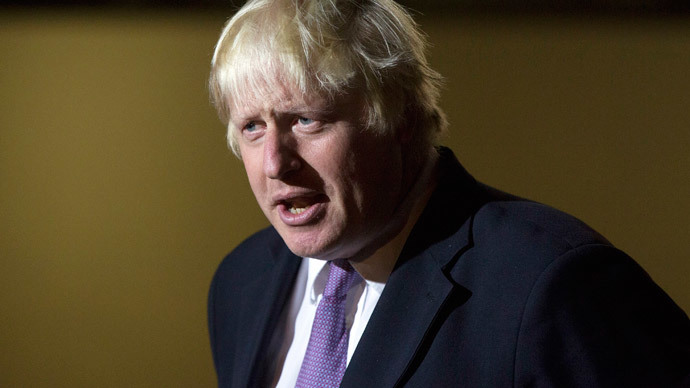 Mayor Russell Brand? Boris Johnson 'thrilled' to oppose comedian in election race