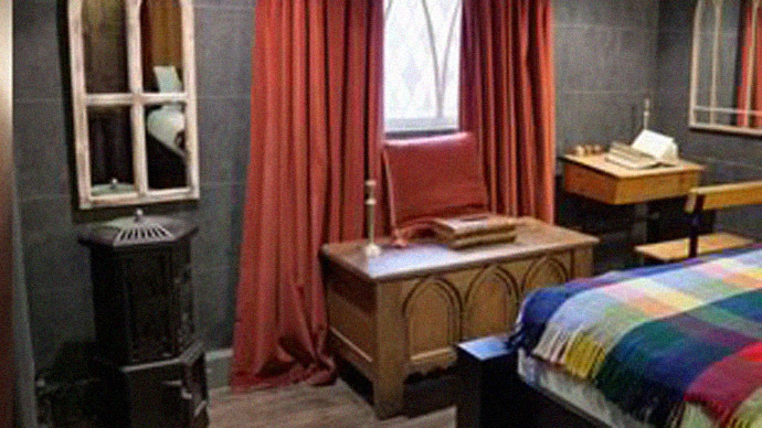 That's wizard! Harry Potter-themed hotel appears in London