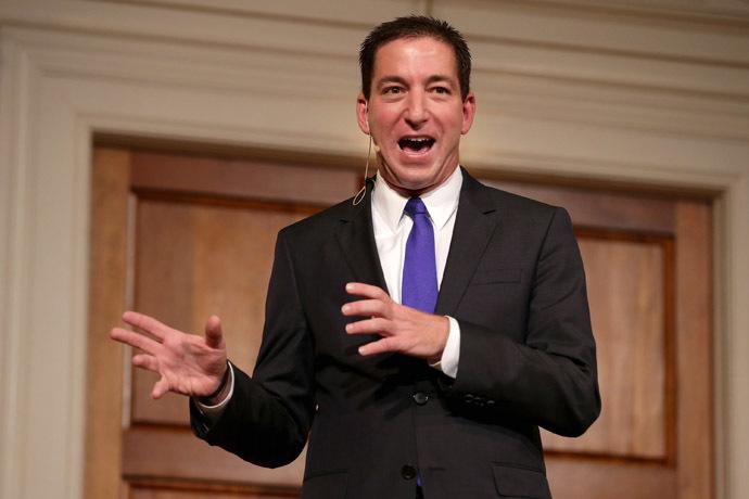 Glenn Greenwald (Chip Somodevilla/Getty Images/AFP)