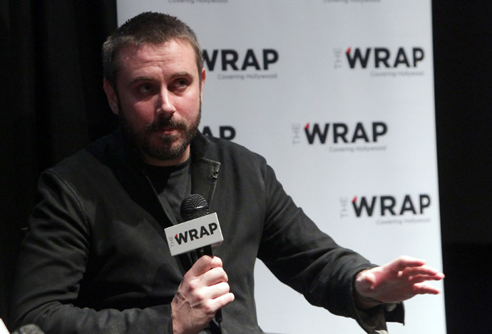Jeremy Scahill (David Buchan/Getty Images For TheWrap/AFP)