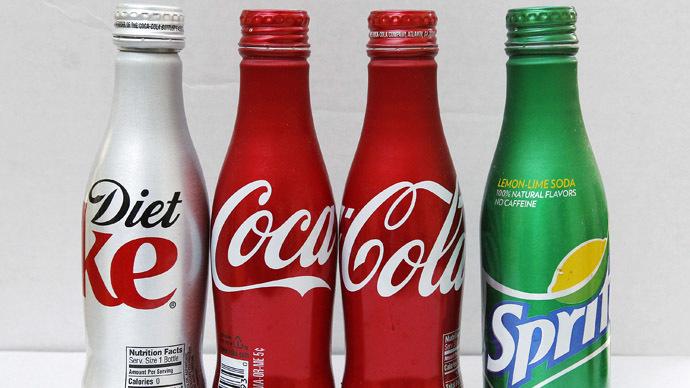 Nigeria sues Coca-Cola for half-filled cans