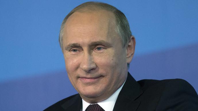 Russian leader congratulates Ukrainian WWII veterans, urges common fight against neo-Nazism