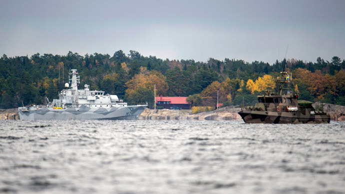 ​'Russian distress call' prompting Swedish sub hunt never existed – sigint source
