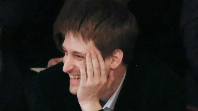 NSA whistleblower, Edward Snowden. (RIA Novosti / Anatlyi Kucherena)