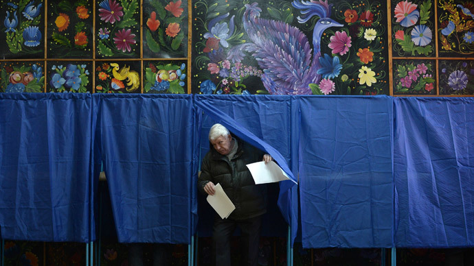 'Moscow-Kiev dialogue won't be easier after Ukrainian vote'