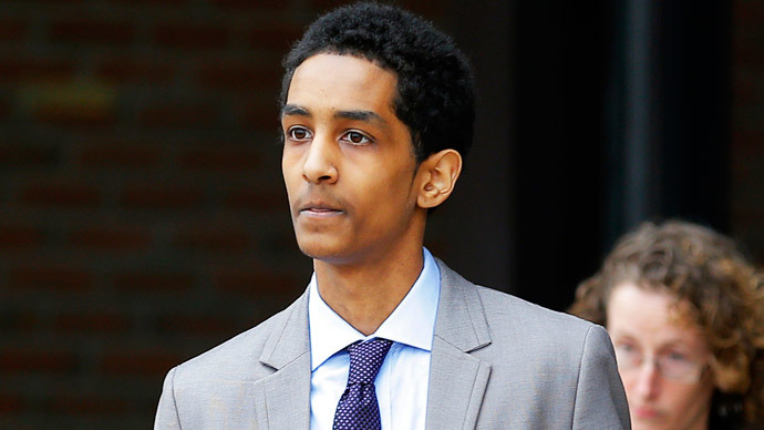Suspected Boston Marathon bomber's friend found guilty of lying to federal investigators