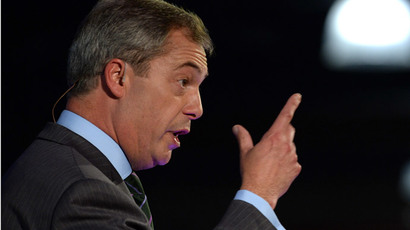 'Women should not have right to vote' – Farage's new EU ally