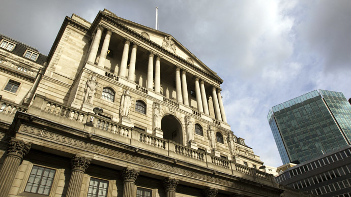 Rampant financial crime in City of London eroding public trust - BoE