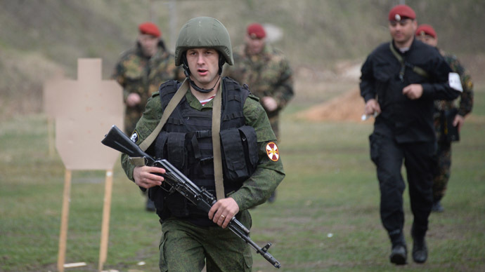 Contract soldiers outnumber conscripts in Russian military – Defense Minister