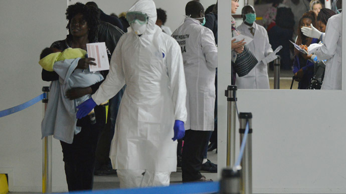 Disaster charities launch 'unprecedented' Ebola fund appeal