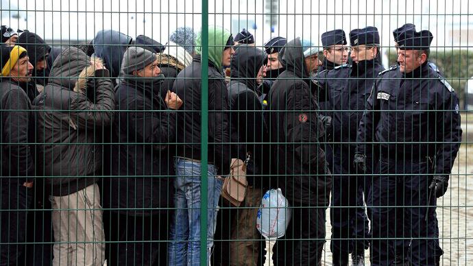 'Britain's no El Dorado': Calais mayor urges UK cooperate with migrant-swept city