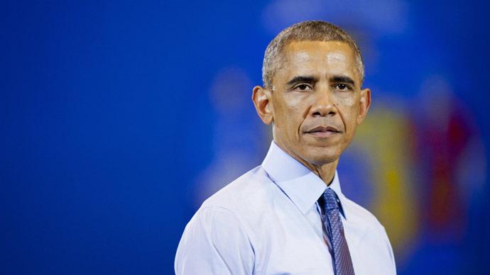 U.S. President Barack Obama. (AFP Photo/Darren Hauck)