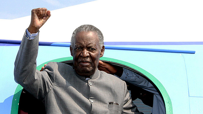 Zambia's President Sata dies in London, Africa's first white leader in 20 years takes over