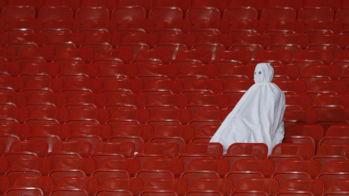 Halloween Horror: More Brits believe in ghosts than God