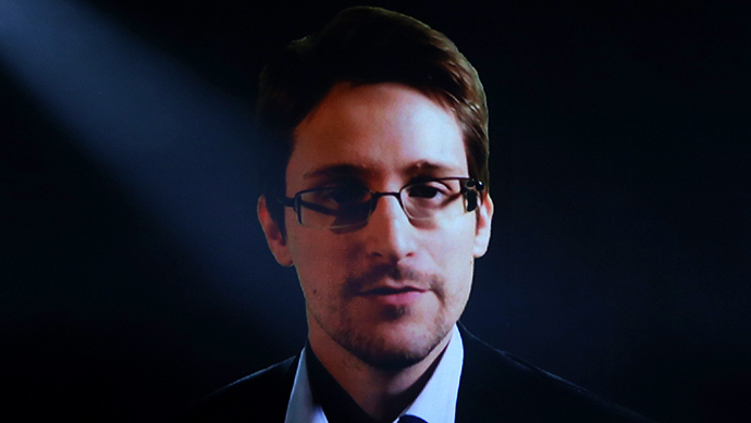 US intelligence leaker Edward Snowden (AFP Photo)