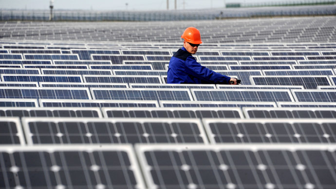 China expected to invest $1bn in Russian solar energy