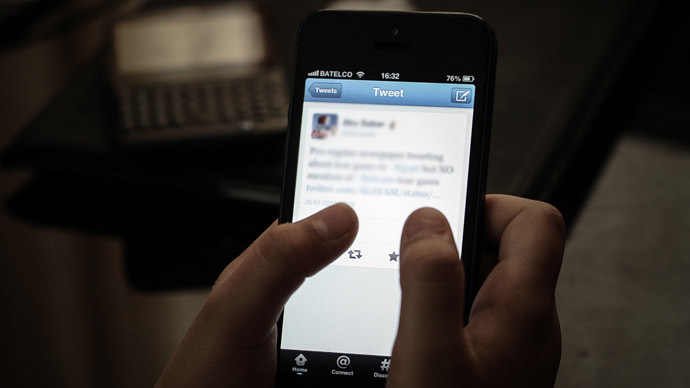 ​App aims to curb suicide attempts from at-risk twitter users