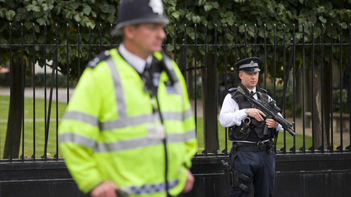 Welsh police pepper spray 4- & 5-yo kids in botched weapons demonstration