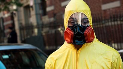 Maine nurse defies Ebola quarantine, goes for bike ride