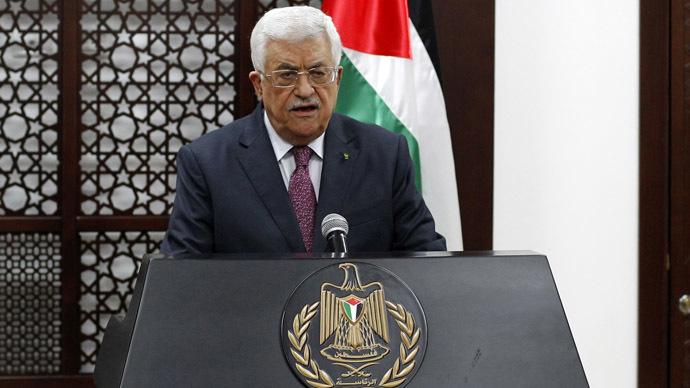 Palestinian President Mahmoud Abbas (AFP Photo/Abbas Momani)