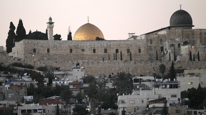 'Declaration of war': Abbas warns over 1st Al-Aqsa Mosque closure since 1967