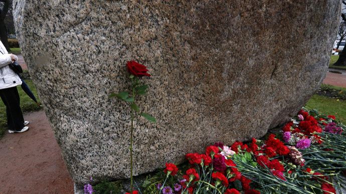 Russia remembers victims of Stalinist purges