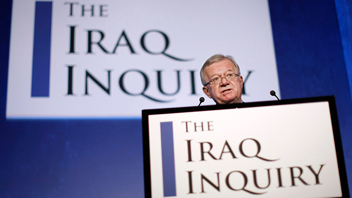 'Establishment stitch-up': Concern mounts over Iraq war inquiry report