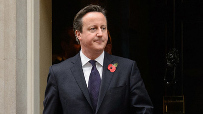 Cameron in Lycra? PM skips G20 jog, says spandex not a vote winner