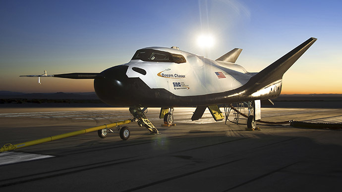 The Sierra Nevada Corporation (SNC) Dream Chaser. (Reuters/NASA)