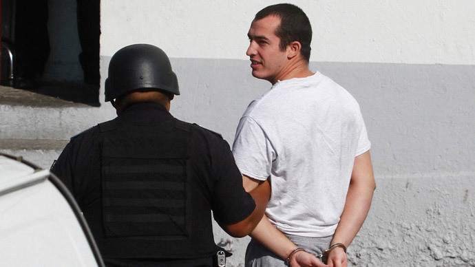 Mexico frees US Marine suffering PTSD, after 214 days in jail