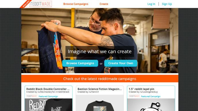 Redditmade vs Kickstarter? Reddit launches own crowdfunding platform