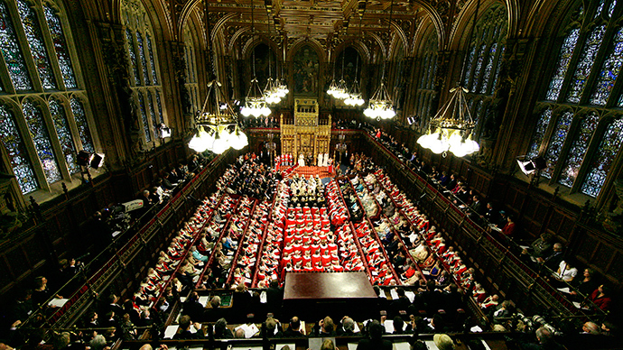Labour plans to replace House of Lords with elected senate