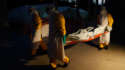 DARPA biotech division seeks ideas to solve Ebola crisis, prepare for 'next thing'
