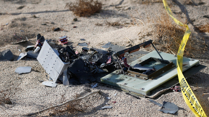 Virgin Galactic crash: Branson says won't push space tourism 'blindly'