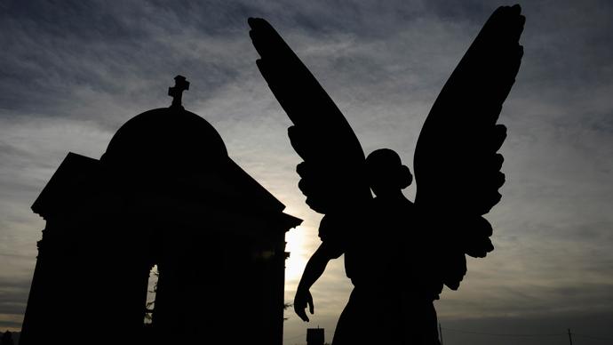 Innovative interment: Spanish city offers 'online' burials