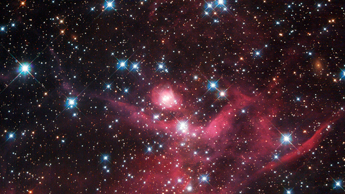 ​Dark energy devouring dark matter to leave 'big empty Universe' – study