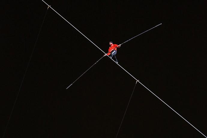 Reuters / John Gress