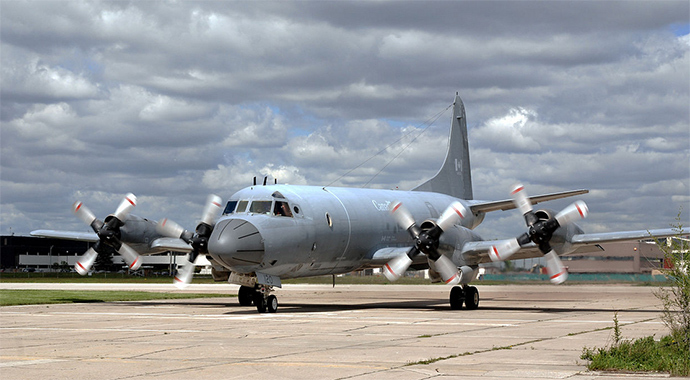CP-140 Aurora (Image from wikipedia.org)