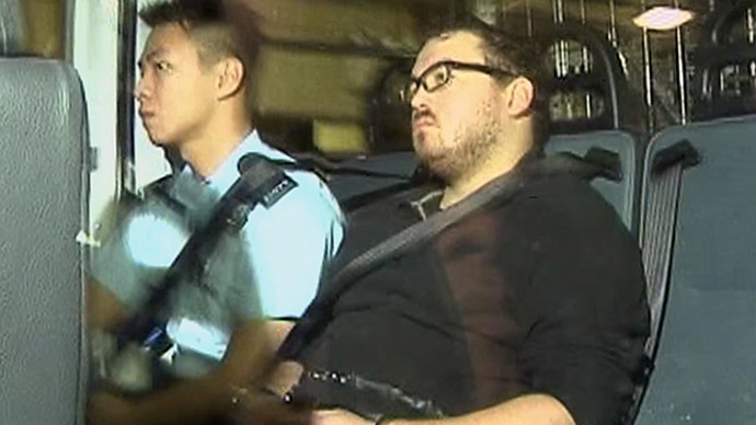​British banker charged in Hong Kong double murder
