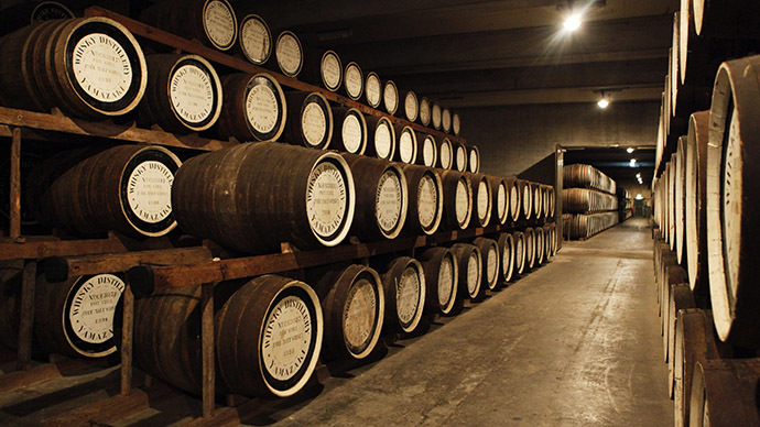 £5bn Scotch whisky industry outpaces UK steel, shipbuilding
